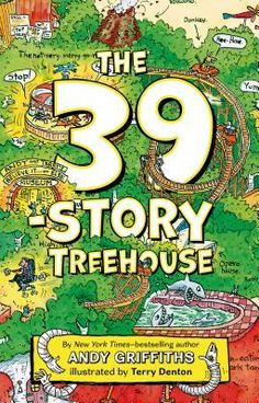 Andy and Terry are once again inviting readers to come hang out with them in their astonishing 39-story treehouse (it used to be 13 stories, then 26 stories, but they keep expanding). And this year they will have even more time to jump on the world's highest trampoline, toast marshmallows in an active volcano, swim in the chocolate waterfall, pet baby dinosaurs, and go head-to-trunk with the Trunkinator, since Terry has created the greatest invention that he--or anyone else--has ever ...