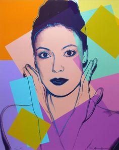 Karen Kain (FS II236) | Andy Warhol, Karen Kain (FS II236) (1980)