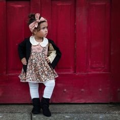Mila Suspender Skirt