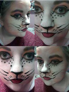 Meowwww Make Up  #BeccaStokes