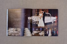 Rosewood Hall at Soho in Homewood, Alabama features Daniel Taylor Photography in its Perfect Wedding Guide magazine ad.