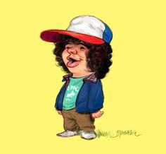 Everybody Loves Dustin by Marcelo Braga | XombieDIRGE
