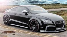 Audi TT 8J GTRS Body Kit by Regula Tuning Germany