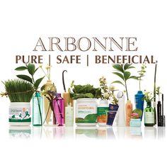 Pure.Safe.Beneficial!! www.sararasmussen.arbonne.com