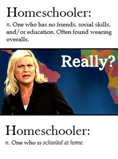 Home Teached    A blog post about homeschoolers and other schoolers