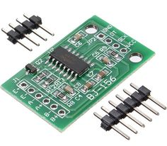 For Arduino Dual-channel Weighing Pressure Sensor Precision A/D Module Arduino, Force And Pressure, Electronic Scale, Instagram Posts, Channel, Engineering, Electronics, School, Products