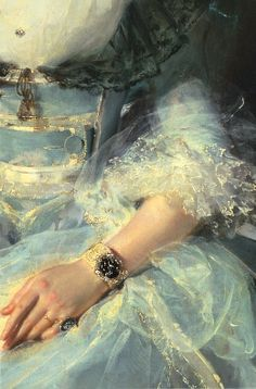 Portrait of Queen Charlotte by Sir Thomas Lawrence (c. 1789-1790), detail