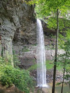 Ozone Falls, Ozone Falls Natural Area, Tennessee