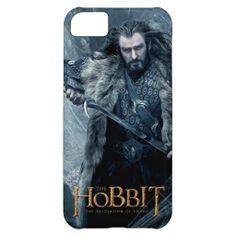 The Hobbit Thorin iPhone 5C Case