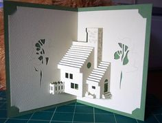 Kirigami - 'The art of folding and cutting paper'
