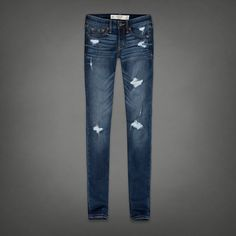 Womens AF Super Skinny Jeans | Womens Denim Collection | Abercrombie.com