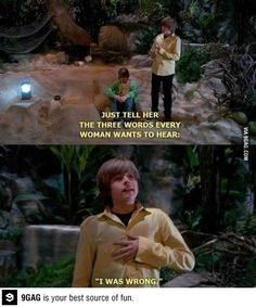 ZACH AND CODY... So true!!! Best 3 words ever.