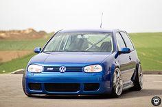 VW Golf R36