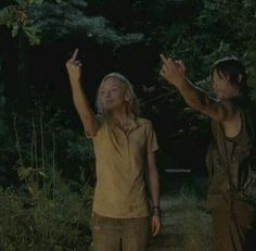 Badass episode tonight! Emily and Norman killed it! ♥ these two! 3/2/14