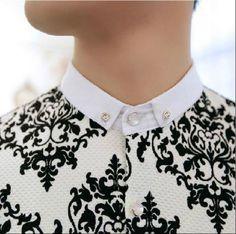 2014 Oriental Floral Print Royal Stylish Men Shirts Aliexpress Cheap Retail Fashion Slim Shirts