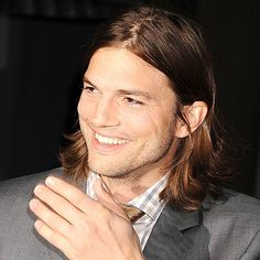 Ashton Kutcher has Webbed Feet (Syndactyly)