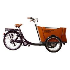 Babboe Curve Electric Cargo Bike