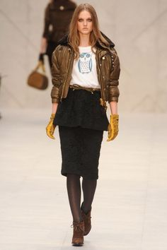 Burberry Prorsum autumn winter 2012