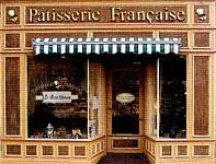 Patisserie Francaise in narberth - decent croissants!