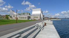 Utzon Center, Aalborg Havnefront