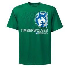 Minnesota Timberwolves NBA Hardwood Classic Hookup T-Shirt
