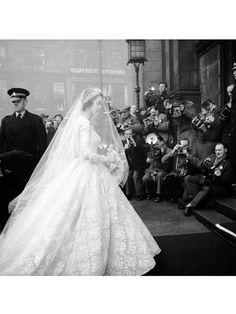 Royal Jewels of the World Message Board: Re: Buccleuch Tiaras Elizabeth Ii, Edinburgh, Princess Alice, Royal Weddings, Vintage Weddings, Bridal Gowns, Wedding Dresses, Westminster Abbey, Royal Jewels