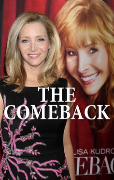 Ellen: Lisa Kudrow on The Comeback, Hating Skiing & Show Title Game Ellen Degeneres Show, Whats Wrong, New Shows, Make You Smile, Comedians, Comebacks, Skiing, Love Her, Ski