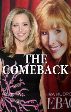 Ellen: Lisa Kudrow on The Comeback, Hating Skiing & Show Title Game Ellen Degeneres Show, New Shows, Make You Smile, Comedians, Comebacks, Love Her, Skiing, Hate, Ski
