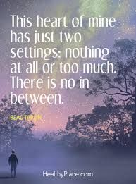 Image result for borderline personality disorder quotes