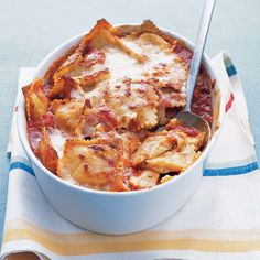 Baked Ravioli Recipe - Delish.com