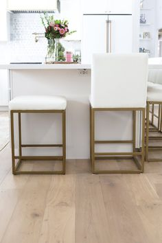 The Mesa Backless Barstool – Classy Clutter Collection Modern Counter Stools, Industrial Bar Stools, Kitchen Counter Stools, Counter Height Bar Stools, Kitchen Reno, Counter Stools With Backs, Kitchen Ideas, Kitchen Counters, Kitchen Chairs