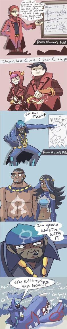 My God XD #Pokemon #Lol #Funny #ORAS: