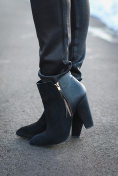 A Southern Drawl: booties