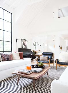 Achieving the 'Effortless Expensive' Style: Furniture - Emily Henderson