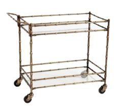 Ballard Designs bar cart $319