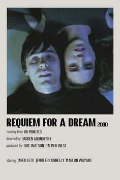 Iconic Movie Posters, Minimal Movie Posters, Iconic Movies, Good Movies, Requiem For A Dream, Best Movie Quotes, Film Poster Design, Movie To Watch List, Movie Prints