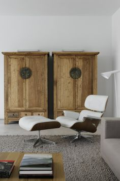 WABI SABI Scandinavia - Design, Art and DIY.: Add wood!