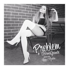 "Ariana Grande breaks an iTunes record with ""Problem"""