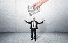 お金の話になると、よく聞かれるのが、「お金は天から降ってきますか?」というもので - Yahoo!ニュース(マネーの達人)