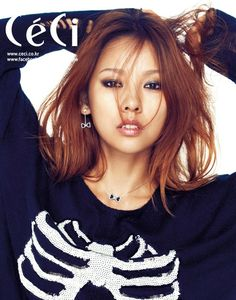 Lee Hyori - Ceci Magazine
