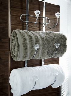 Maximise On Your Space And Keep Your Bath And Hand Towels Hung Up On The  Back · Door HooksTowel RacksHand ...