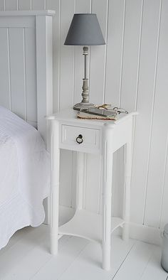 Small Bedside Table Ideas Furniture White Bedside Lamps White Bedroom Furniture Bedroom Furniture Uk
