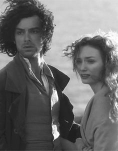 A video of Aidan Turner as Ross and Eleanor Tomlinson as Demelza in a quiet moment interrupted by approaching soldiers. Poldark 2015, Demelza Poldark, Poldark Series, Ross Poldark, Jack The Giant Slayer, Oh Captain My Captain, Ross And Demelza, Aidan Turner Poldark, Masterpiece Theater