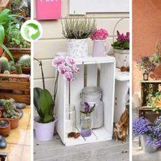 Vasetti alternativi con barattoli di latta! Ecco 20 idee per ispirarvi... Vasetti alternativi. Ecco per Voi oggi una piccola selezione di 20 idee pertrasformare dei barattoli di latta in bellissimi vasetti di fiori! Troverete un pò di ispirazione con...