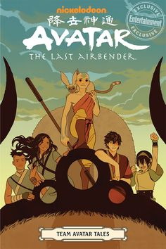 Dark Horse announces new <em>Avatar: The Last Airbender</em> comics