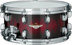 Starclassic Bubinga Snare Drum Garnet Quilted Bubinga https://twitter.com/drumperium