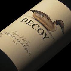 Duckhorn Wine Company in Napa Valley | Decoy Cabernet Sauvignon
