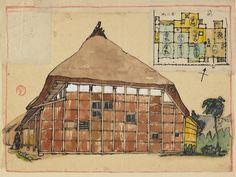 Kon Wajiro Retrospective | Shiodome Museum