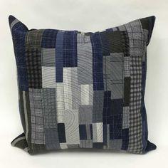 We've got a pillow-palooza in the office, Lisa Bongeans flannels