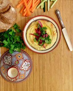 receta de hummus ~ Las maría cocinillas